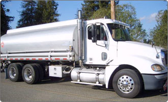 Image of a Petrol Truck