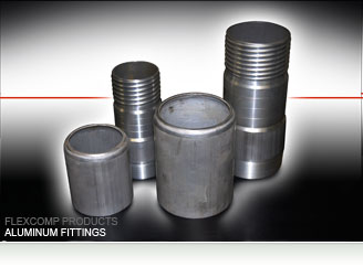 product flexComp fitting aluminum