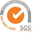 SGS System Certification Click for more detail